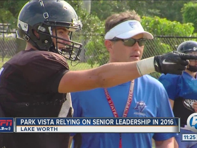 Park Vista looking forward to seniors leading the way in the fall