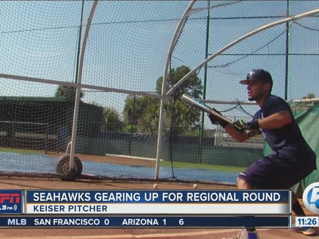 Seahawks get set for NAIA tournament