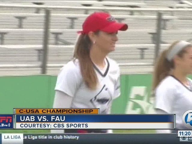 FAU Shuts Out UAB in Conference USA Championship Game, 6-0