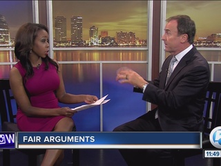 What are the rules for fair arguments?