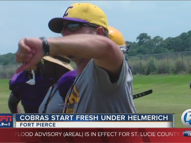 Fort Pierce Central starts fresh under new coach