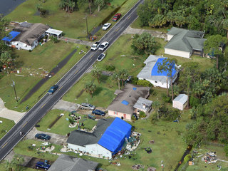 PHOTOS: Aerial damage in St Lucie County