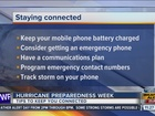 Keep connected if a hurricane strikes