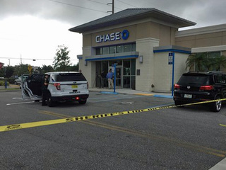 MCSO: Chase Bank on Cove Road in Stuart robbed