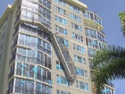Scaffold collapses in Delray Beach