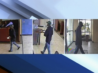 MCSO seeking to identify bank robbery suspect