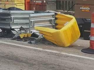 Two children injured in Flagler Bridge wreck