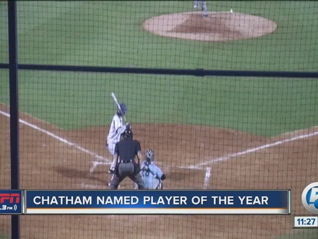 Chatham wins C-USA Player of the Year