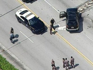 Suspect killed in trooper-involved shooting