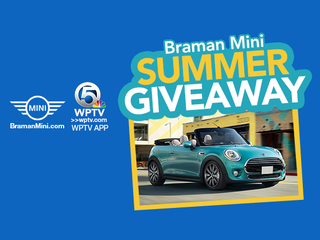 Win a 12-month lease on a '16 Mini Convertible