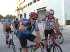 Cyclists pedal in 'ride of silence'