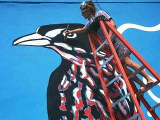 New mural to be unveiled in West Palm Beach
