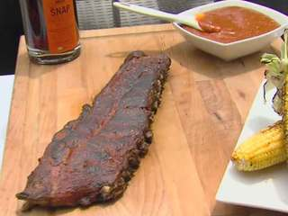 Ginger snap BBQ sauce recipe (5/26/16)