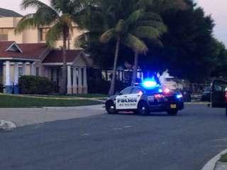 Juvenile shot in West Palm Beach