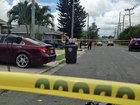 Officers respond to shooting in West Palm Beach