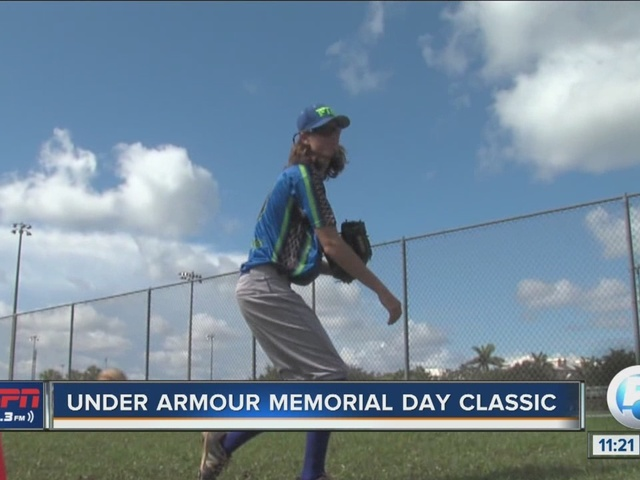 Under Armour Memorial Tournament hits Roger Dean Stadium