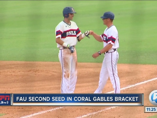 FAU and Miami set to compete in same NCAA Regional