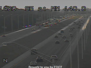 Some I-95 SB lanes closed in Indian River County