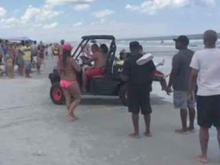 Boy, 13, suffers shark bite in north Florida