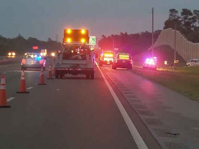 3 dead, 8 hurt in Brevard County wreck on I-95