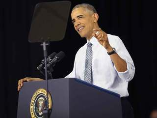 President Obama spending weekend in Palm City