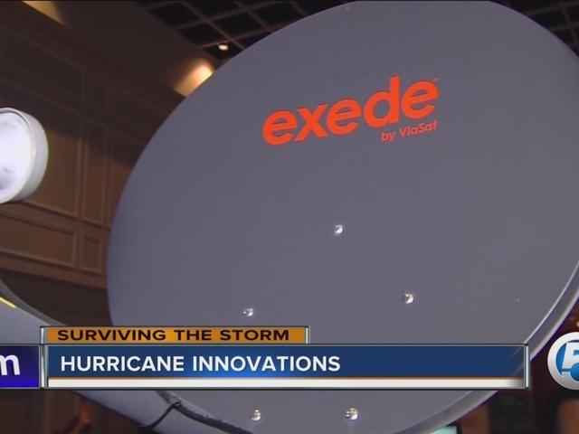 Hurricane innovations