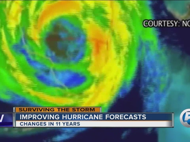 Improving hurricane forecasts