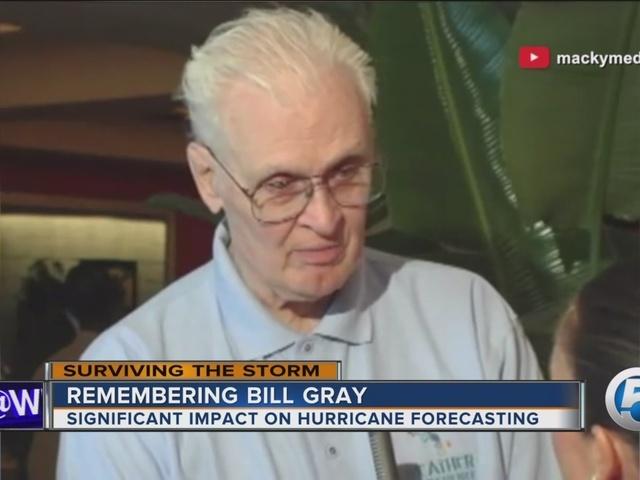 Remembering Bill Gray