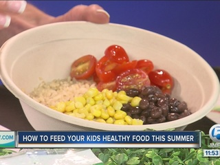 Pangoa & Kids Kung fu bowl recipes (6/13/16)