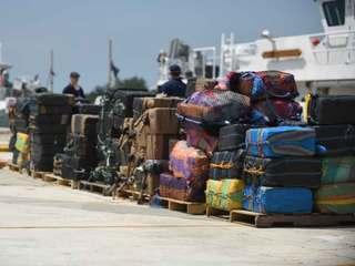 Coast Guard seizes over $214 million in cocaine