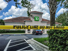 Violent bank robbery in Port St. Lucie