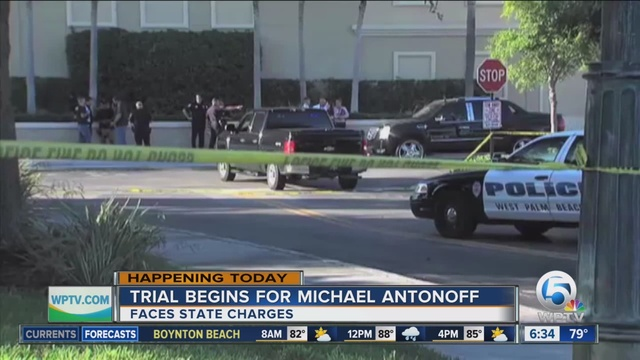 Trial To Start For Man Shot By Federal Agents In West Palm