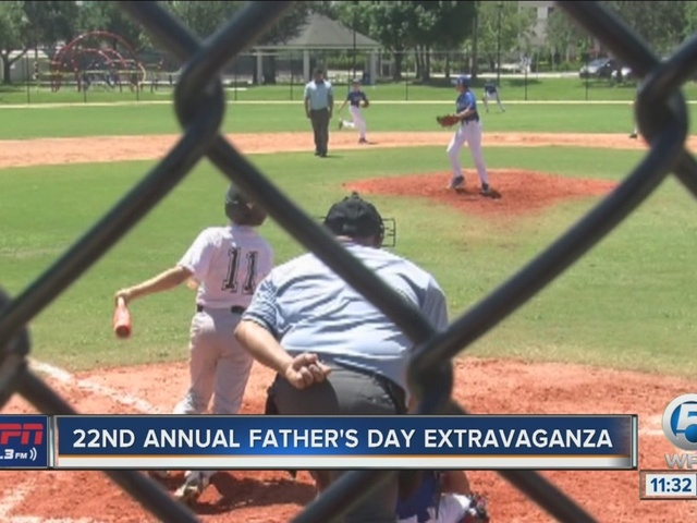 22nd Annual Father's Day Extravaganza