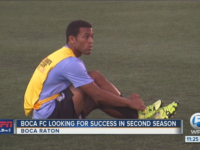 Boca Raton FC Looking for Success in Second Season