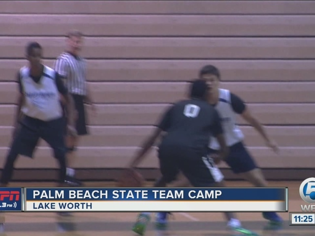 Palm Beach State Team Camp