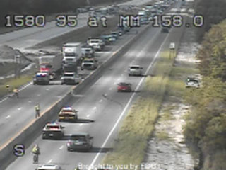 I-95 lanes reopen between SR-60 and Fellsmere Rd