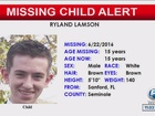 15-year-old boy missing from Sanford, Florida