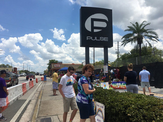 Officials: No evidence Orlando gunman was gay