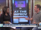 John Heffron at Palm Beach Improv this weekend