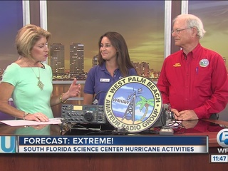 Hurricane preparedness event this weekend