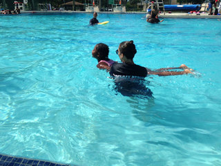 'World's Largest Swimming Lesson' on Thursday