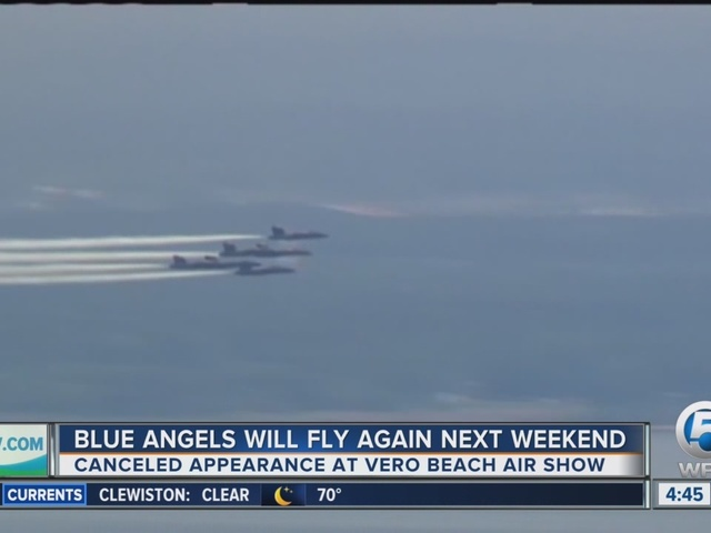 Blue Angels will resume flight demonstrations July 2