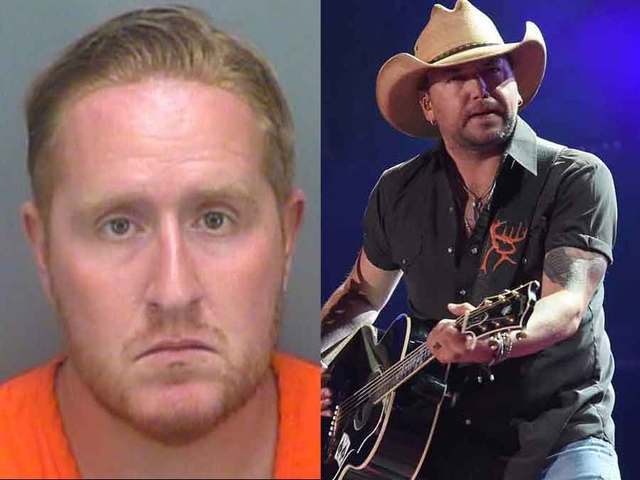 Police: Florida man scams woman by posing as country star Jason Aldean