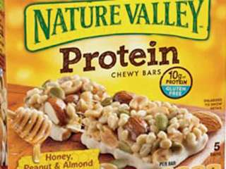 Nature Valley granola bars recalled for listeria