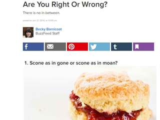 BuzzFeed quiz asks 'Are You Right Or Wrong?'