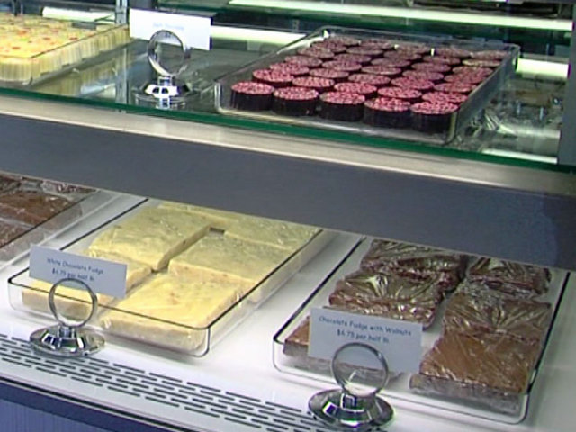 New sweets shop employs people on the Autism spectrum