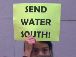 Upset residents attend water meeting