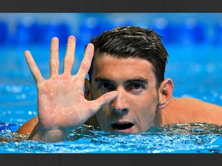 Michael Phelps qualifies for fifth Olympic Games