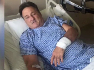 Man recovers from infection after beach trip