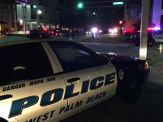 Carjacking ends in West Palm crash; 1 in custody